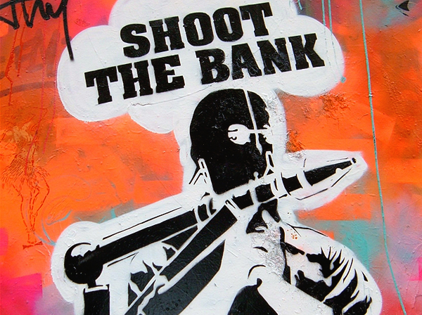 shoot the bank rue dénoyez